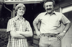 John Seed and Nathan Oliveira, 1978