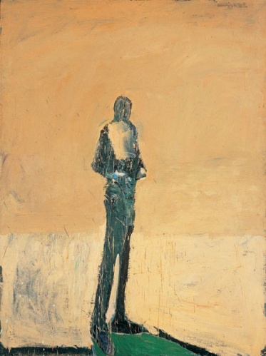 Standing Man with Hands in Belt