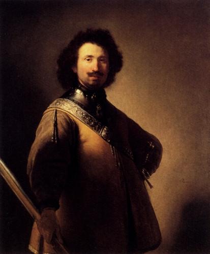 Portrait of Joris de Caulerri