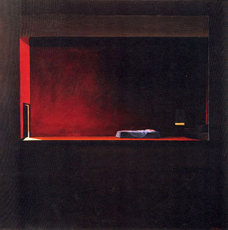 Stage #2 with Bed, 1967