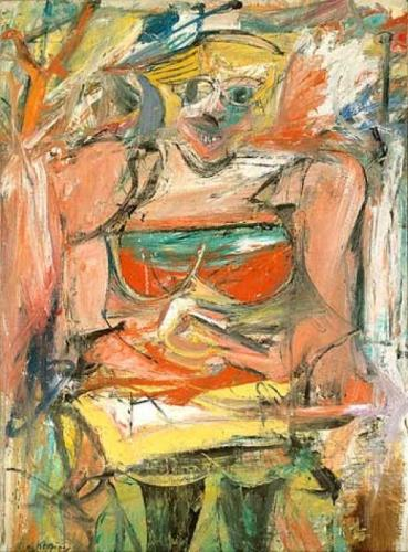Woman V 1952-53