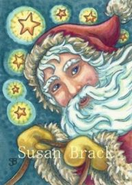 On Donner and Blitzen by Susan Brack