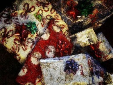 Packages Galore by Carolyn Schiffhouer