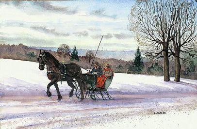 Heading Home by Steve Hamlin