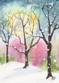Hear the Snow Fall by Melanie Pruitt