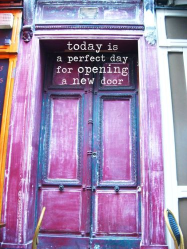 Open a New Door