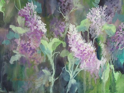 Lilac Delight by Millie Gift Smith
