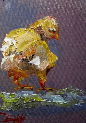 Little Chick by Delilah Smith