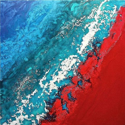 The Crimson Tide by Gray Jacobik
