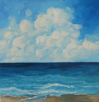 Sea of Clouds by Torrie Smiley