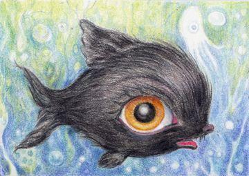Fuzzy Wuzzy by Vicky Knowles