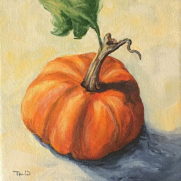 Pumpkin Everything by Torrie Smiley
