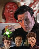 Doctor Who :The Crimson Terror by Mark Satchwill