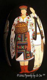Bukovyna Dancers Korovai by So Jeo LeBlond