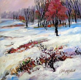 Early Winter by Millie Gift Smith