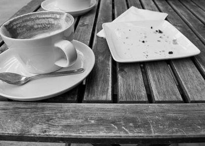 Had a Cappuccino by Gabriele M.