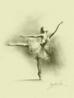 Ballerina by Ewa Kienko Gawlik