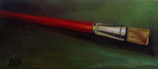 Paintbrush by C.E.S.